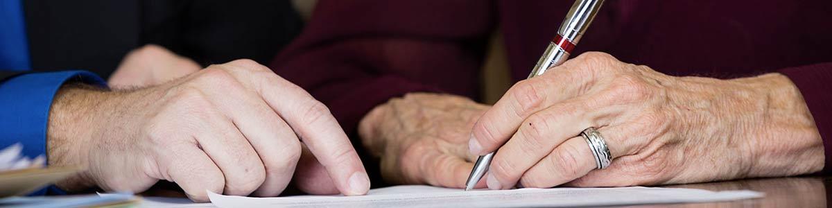 testament notariusz